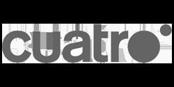 Cuatro - logotipo
