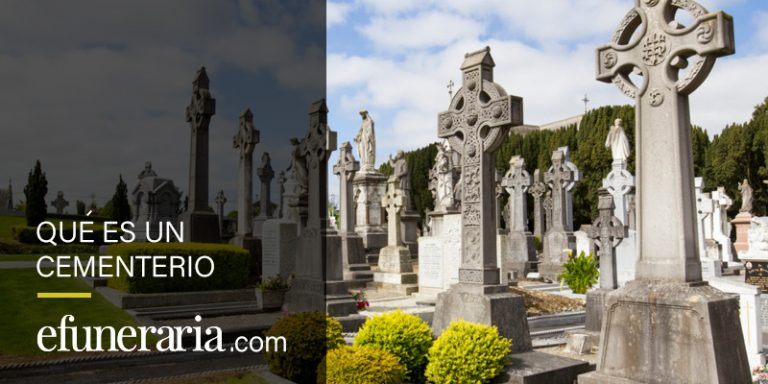 que es un cementerio