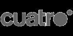 cuatro logotipo
