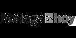 malaga hoy logotipo
